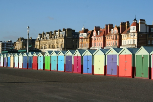 Beach Houses, Brighton Beach